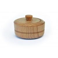 Баночка для специй деревянная